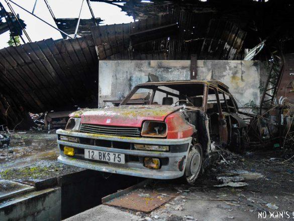 Garage Léotard